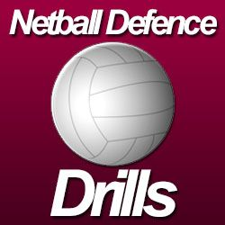 Netball defence drills...  http://www.topnetballdrills.com/netball-defence-drills/  #netball #drills #sports