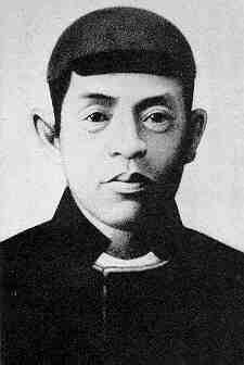 Saitō Hajime (斎藤 一, February 18, 1844 – September 28, 1915) was a Japanese samurai of the late Edo period, who most famously served as the captain of the third unit of the Shinsengumi. He was one of the few core members who survived the numerous wars of the Bakumatsu period.