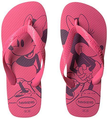Havaianas-Womens-Top-Disney-Shocking-Pink-Flip-Flop