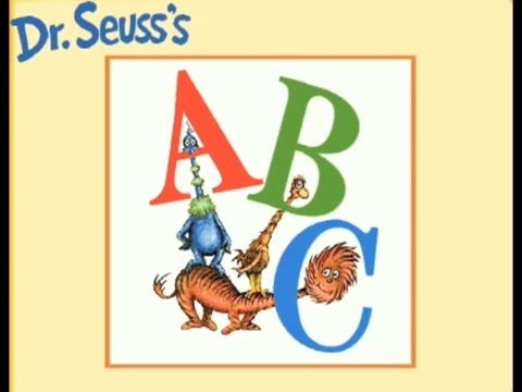 Living Books Dr. Seuss's ABC (Read to Me Version)