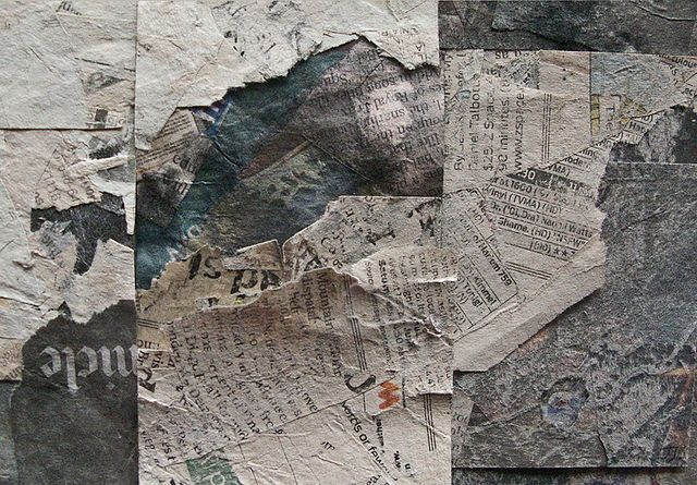 Janet Jones Collage, Mixed Media and Book Art | The World of Words