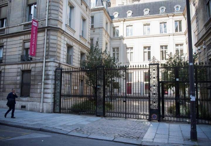 Solférino, le siège du PS, vendu 45,55 millions d'euros à Apsys, un promoteur immobilier https://cstu.io/8681d5
