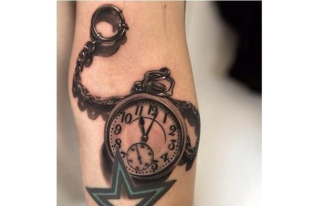 Whoa! These 32 3D Tattoos Are Completely Unbelievable. (Slide #16) - Offbeat