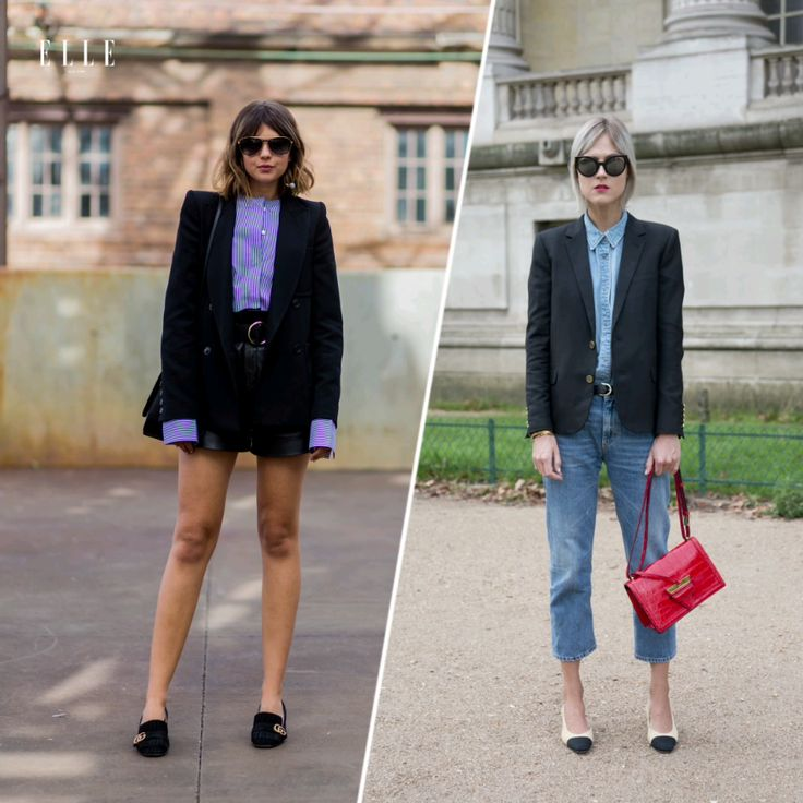 A classic black blazer is definitely worth the price. Here's how to wear it 8 different ways.