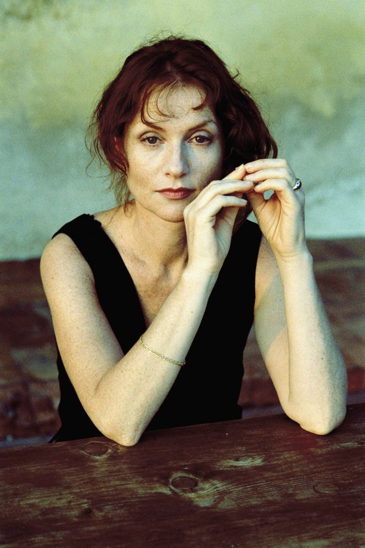 Isabelle Huppert. I love The Piano Teacher, it is all kinds of messed up.