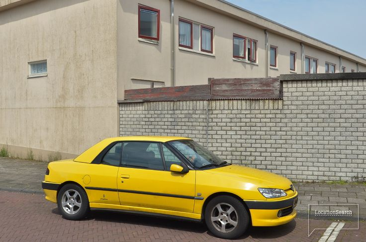 Cabrio in Den Haag