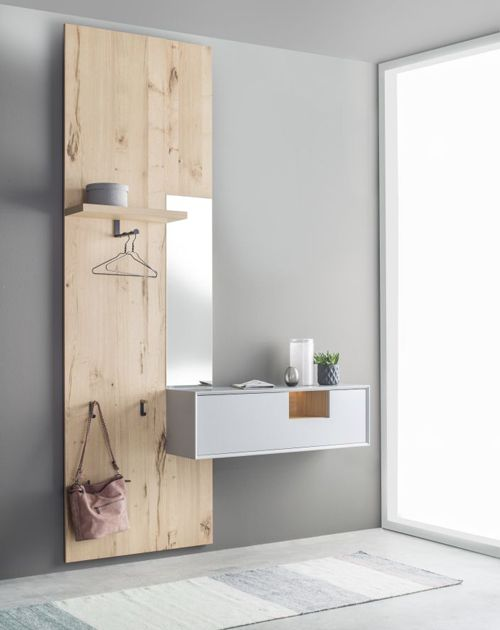 die besten 25 garderobe modern ideen auf pinterest garderobe mit sitzbank moderne garderoben. Black Bedroom Furniture Sets. Home Design Ideas