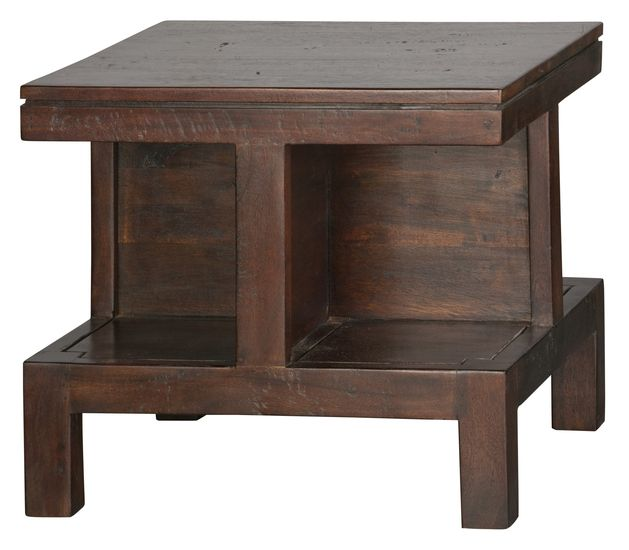 The mandalay side table from urban barn is a unique home for Coffee tables urban barn