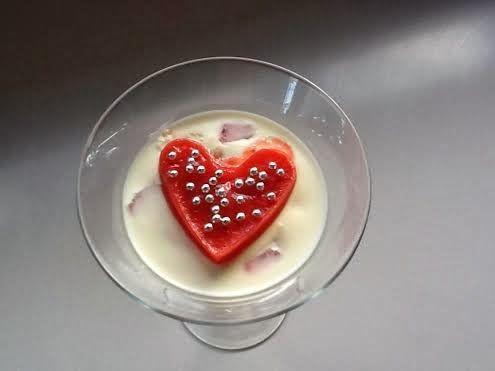El blog de Elia: Copa de yogurt con fresas asadas