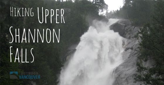 Upper Shannon Falls is a great alternative hike to the popular Stawamus Chief. Here's everything you need to know about hiking this trail in Squamish.