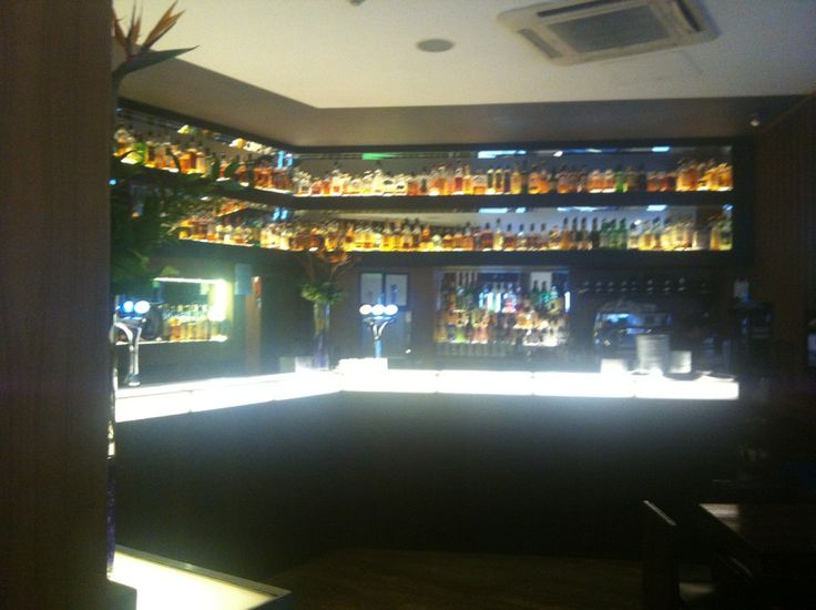Salt Whisky Bar In Marble Arch, Greater London