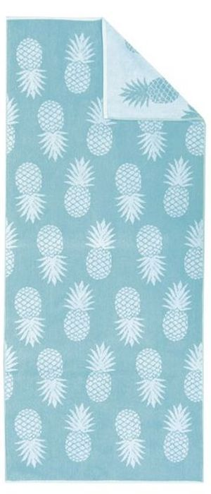 Strandtuch Ananas 75x180 cm Mehr ansehen: http://www.textilshop.at/showproduct.php?id=7194