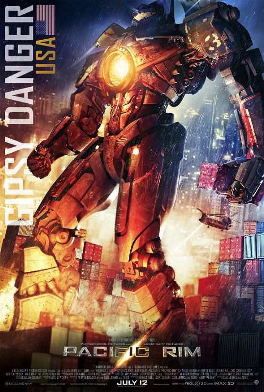 Pacific Rim! This movie was made into a comic, so it can be allowed here. Jaegers and Kaijus... who doesn't want to see that?