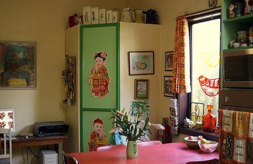 In my Kitchen