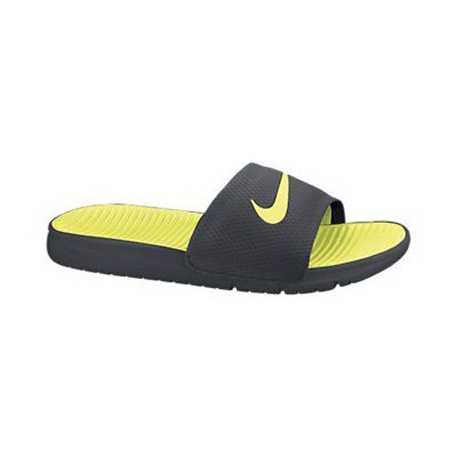 Nike Sandals, Benassi Solarsoft Slides from Finish Line - All Men's Shoes -  Men - Macy's