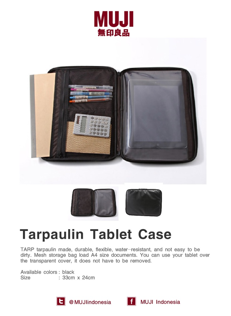 Tablet case - durable, flexible, water-resistant, and not easy to be dirty. You can use your tablet over the transparent cover.