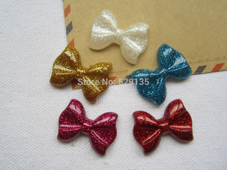 Find More Figurines & Miniatures Information about Free Shipping! Resin Glitter Bow, Resin Flat Back Cabochons for Hair Bow Center,Scrapbooking DIY (29*21mm),High Quality bow centers,China bow bow Suppliers, Cheap bow for hair from October (Min. order is $10, mix order) on Aliexpress.com