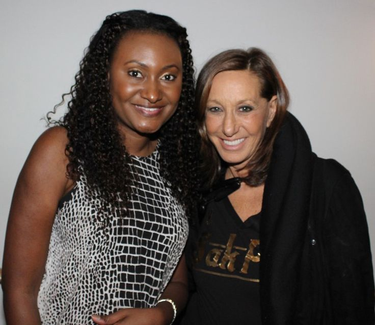 Disigner Donna Karan inspires me every day!  She is the Founder of DKNY and a strong supporter of Haiti.