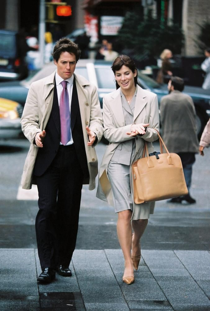 TWO WEEKS NOTICE, Hugh Grant, Sandra Bullock, 2002, (c) Warner Brothers