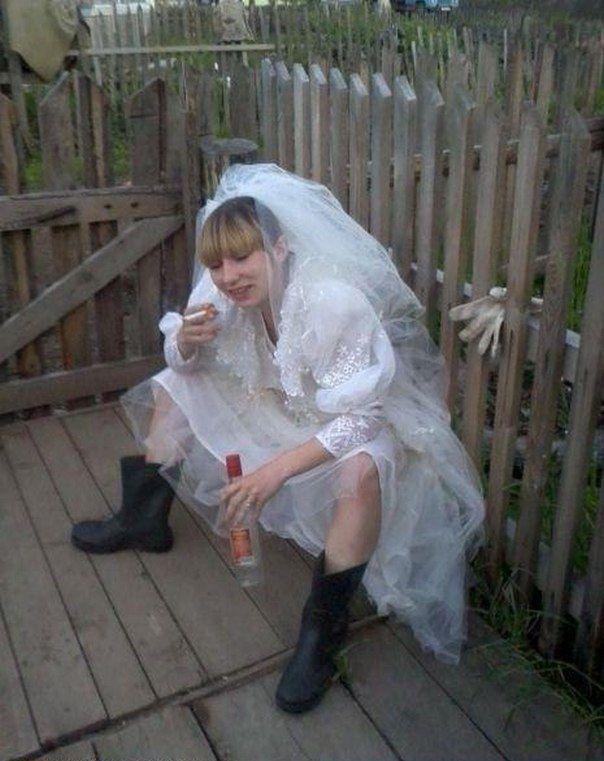 Непередаваемый колорит русских и украинских свадеб