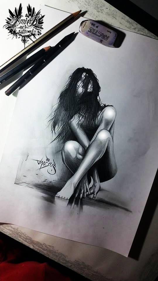 cketch realistic