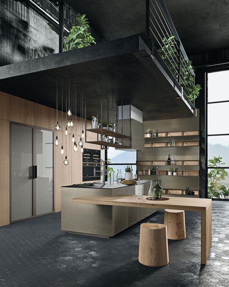 1645 best Kitchen storage display images on Pinterest Modern