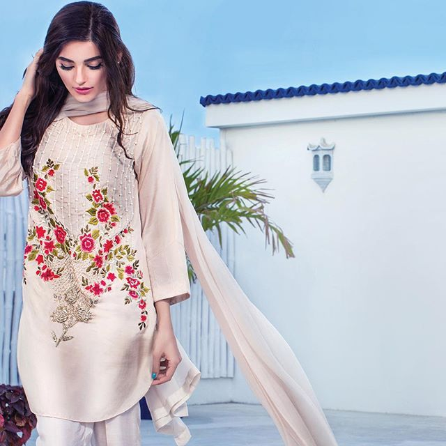 For feminine pieces with modern flair, look no further than Agha Noor's Luxe…