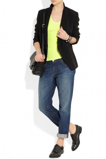 Come indossare le francesine - Fotogallery Donnaclick