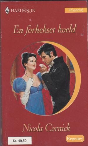 """Miss Verey's Proposal (Historical Romance)"" av Nicola Cornick"