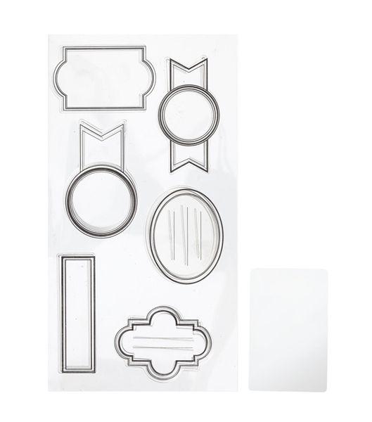 tampons transparents - HEMA