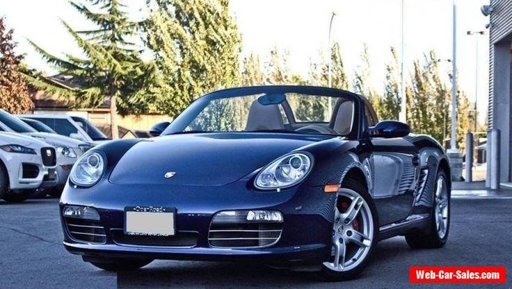 Porsche: Boxster S #porsche #boxster #forsale #canada