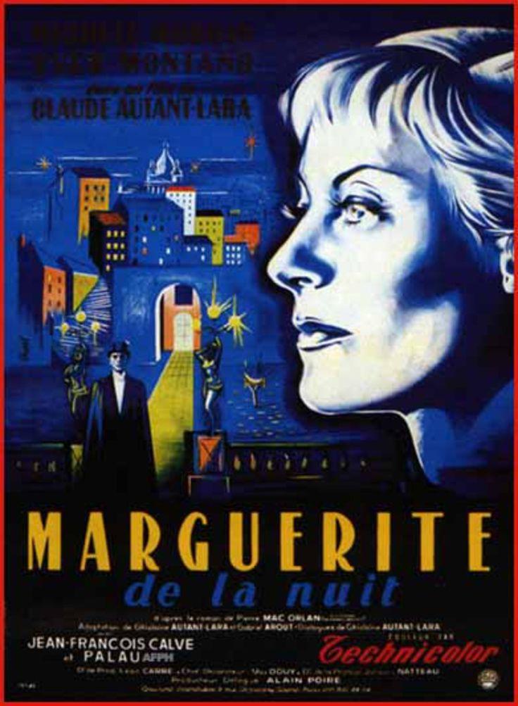 Marguerite de la nuit est un film franco-italien réalisé par Claude Autant-Lara et sorti en 1955 en Italie et en 1956 en France. À Paris, à la sortie d'une soirée à l'opéra, le vieux et compassé docteur Faust est abordé par un certain M. Léon, énigmatique et élégant individu qu'il a déjà remarqué un peu plus tôt en train de dealer à des comédiens. M. Léon lui offre une cigarette, et bien qu'il ne fume jamais