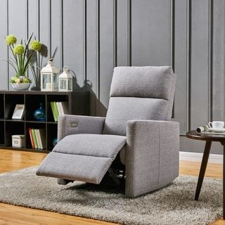ProLounger Grey Power Wall Hugger Recliner Chair with USB Port | Overstock.com Shopping - & Best 25+ Best recliner chair ideas on Pinterest | Funny sayings ... islam-shia.org