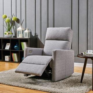 ProLounger Grey Power Wall Hugger Recliner Chair with USB Port | Overstock.com Shopping - & Best 25+ Power recliner chairs ideas on Pinterest | Recliners ... islam-shia.org