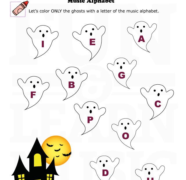 1000 images about halloween worksheets on pinterest alphabet spooky house and halloween. Black Bedroom Furniture Sets. Home Design Ideas