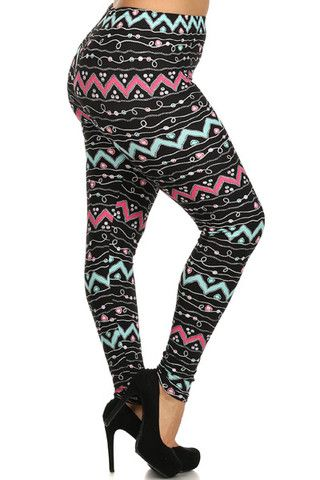 Style PL-465 - Distributor for Mayberrys.ca Sylvan Lake AB - Womens-Kids-Plus Size Fashion Leggings - Apparel - Accessories: View Online Catalog: http://mayberrys.ca/  Order Direct: CindySellsMayberrys@gmail.com
