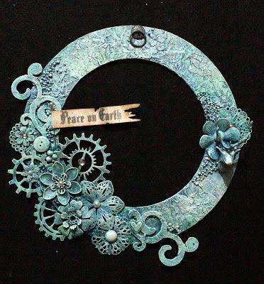 Antonia Burrows fab wreath