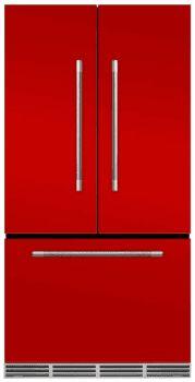 AGA Mercury Series MMCFDR23SCR - Scarlet Marvel Mercury Refrigerator