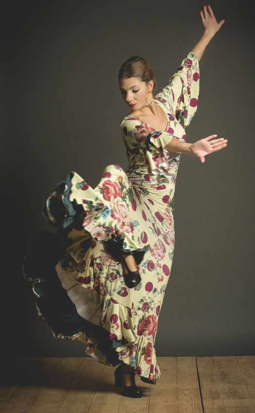 ef18695deb2c0 Calpe vestido Flamenco – Flamenco dress – robe de Flamenco ...