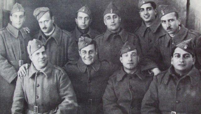 H απίστευτη ιστορία του Λάμπρου Κωνσταντάρα στο έπος του '40 (φωτό)