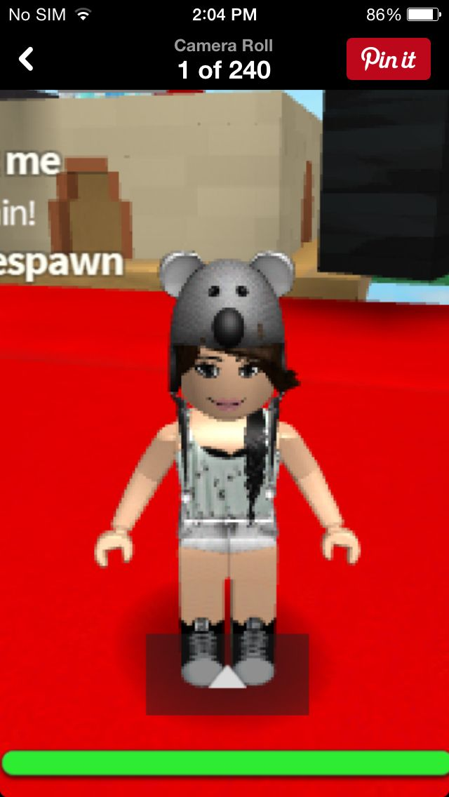 Roblox! ~cool outfits for tix~ My username is elliejoy594 | ~Roblox~ | Pinterest | Outfit