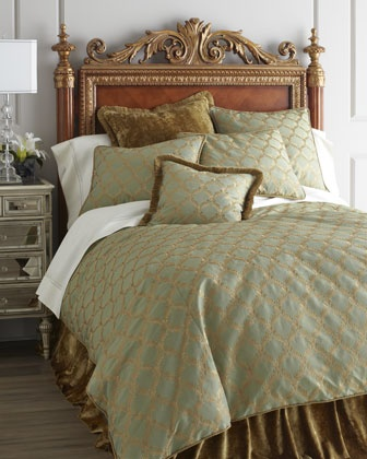 """Dian Austin Couture Home """"Roma"""" Bed Linens - Neiman Marcus"""