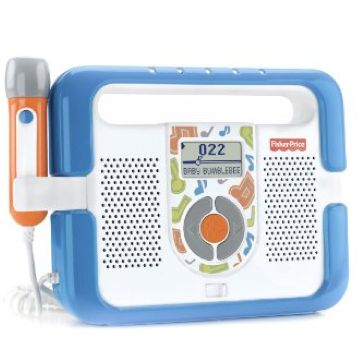Kid Friendly Mp Player With Speakers