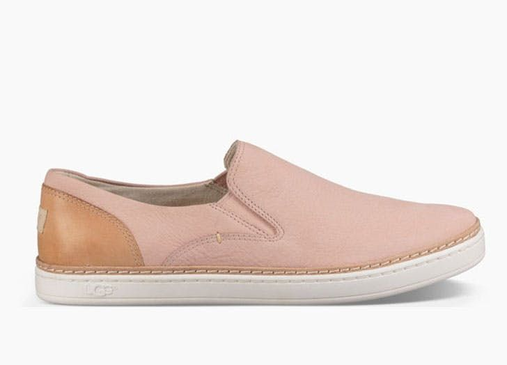 Extra, Extra: Blush Sneakers Are the New White Sneakers via @PureWow