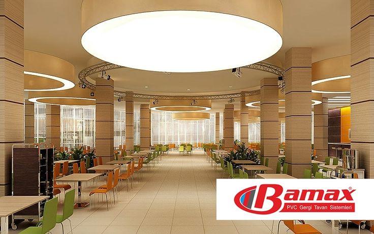 Barrisol Tavan | Gergi Tavan Sistemleri