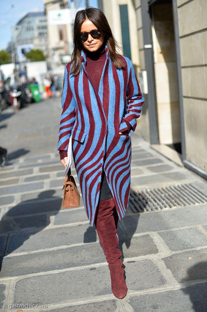 that Dries topper. Miss Mira in Paris. #MiroslavaDuma