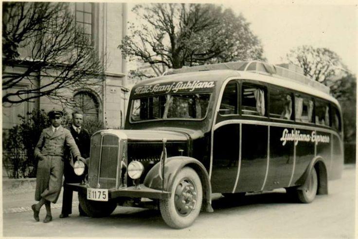 Ljubljana 1935