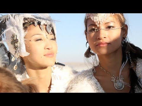 ▶ Burning Man 2012: Robot Heart - YouTube