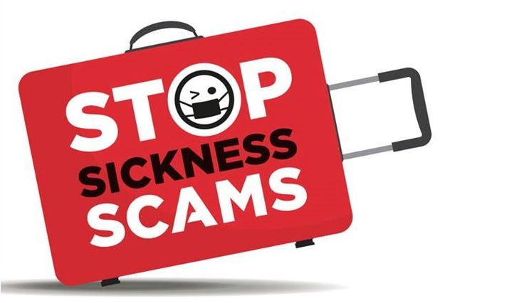 TUI Group Backs ABTA's 'Stop Sickness Scams' Campaign.