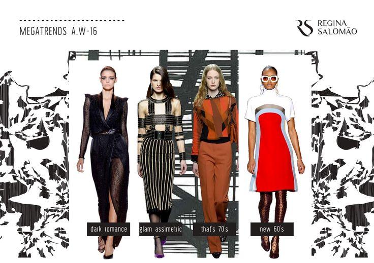 O interessante da moda é cada um mostrar sua história..
